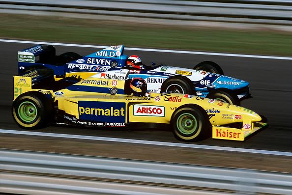 ハンガロリンク「Pedro Diniz, Johnny Herbert, Grand Prix Of Hungary」:写真・画像(17)[壁紙.com]
