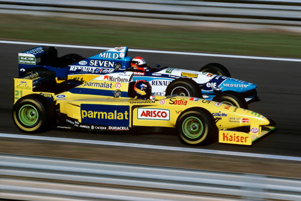 Pedro Diniz, Johnny Herbert, Grand Prix Of Hungary:ニュース(壁紙.com)