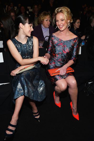 Katherine Heigl「J. Mendel - Front Row - Fall 2013 Mercedes-Benz Fashion Week」:写真・画像(1)[壁紙.com]
