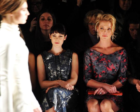 Katherine Heigl「J. Mendel - Front Row - Fall 2013 Mercedes-Benz Fashion Week」:写真・画像(2)[壁紙.com]