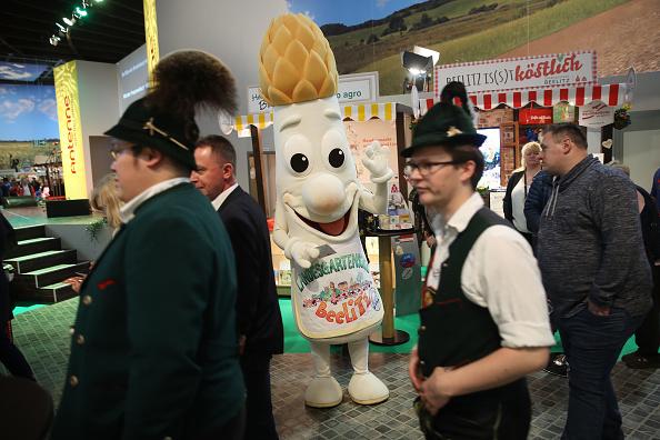 Asparagus「International Green Week 2018 Agricultural Trade Fair」:写真・画像(12)[壁紙.com]