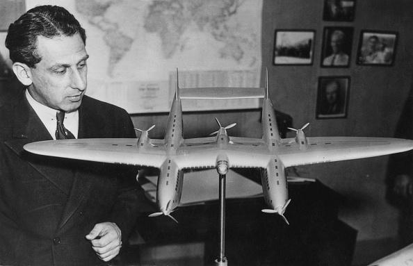 Air Vehicle「Alexander P. de Seversky」:写真・画像(1)[壁紙.com]