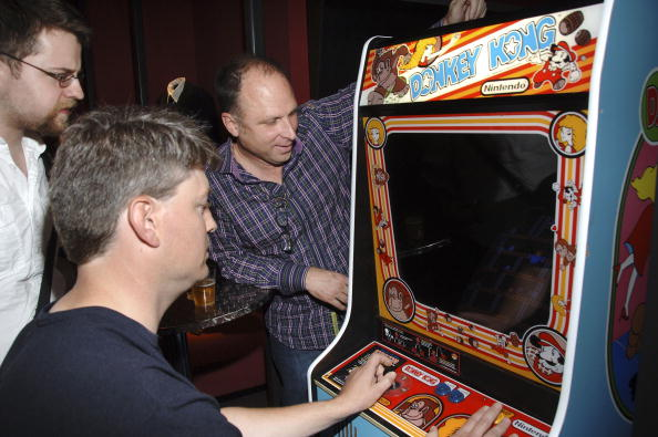 ゲームセンター「Picturehouse Presents A Screening Of The King Of Kong A Fistful Of Quarters」:写真・画像(10)[壁紙.com]
