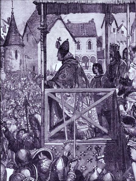Preacher「Pope Urban II preaching the first Crusade in Claremont」:写真・画像(10)[壁紙.com]