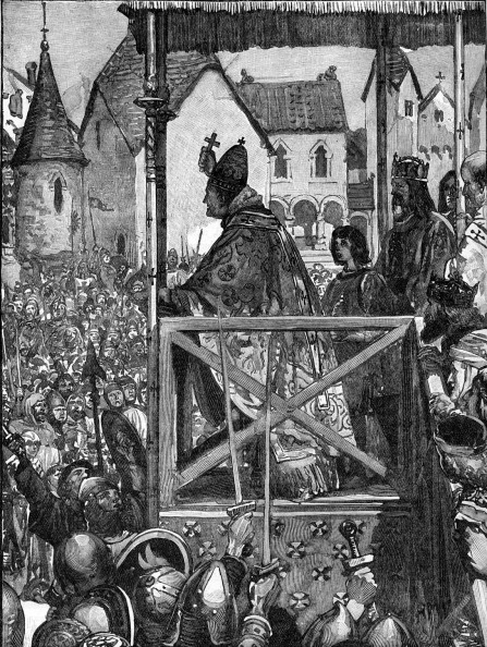 Preacher「Pope Urban II preaching the first Crusade in Claremont」:写真・画像(11)[壁紙.com]