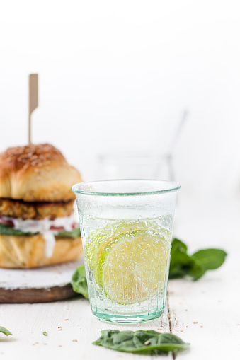 Veggie Burger「Limewater and vegetarian Burger」:スマホ壁紙(17)