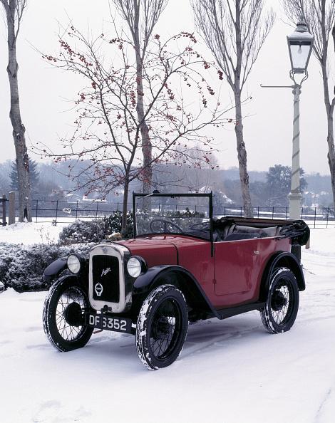 Vintage Car「1928 Austin 7 Chummy」:写真・画像(6)[壁紙.com]