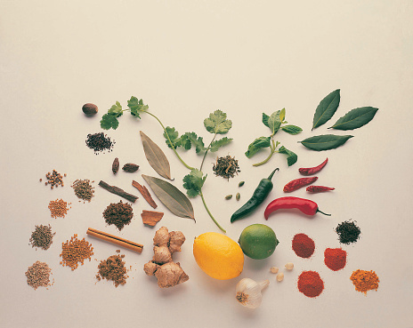 Cilantro「Ingredients」:スマホ壁紙(17)