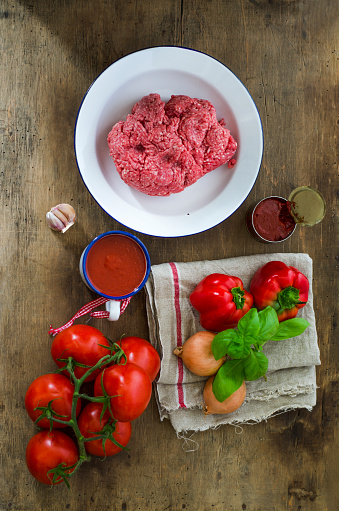 Garlic Clove「Ingredients of mincemeat sauce」:スマホ壁紙(18)