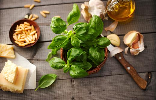 Pine Nut「Ingredients of basil pesto」:スマホ壁紙(9)
