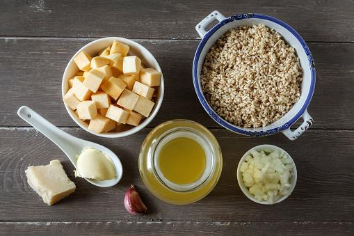 Garlic Clove「Ingredients of swede risotto」:スマホ壁紙(11)