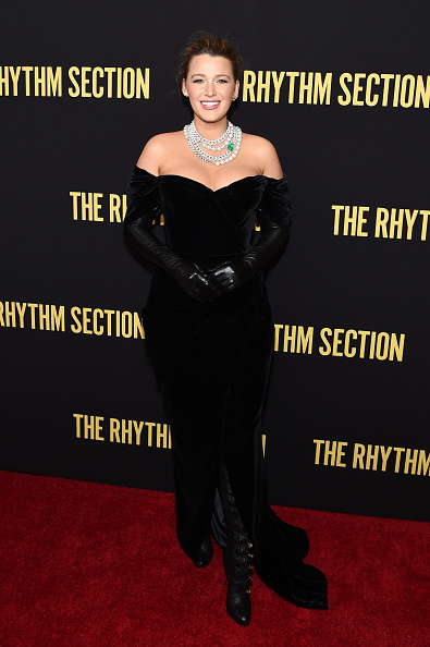 "Blake Lively「""The Rhythm Section"" New York Screening」:写真・画像(14)[壁紙.com]"