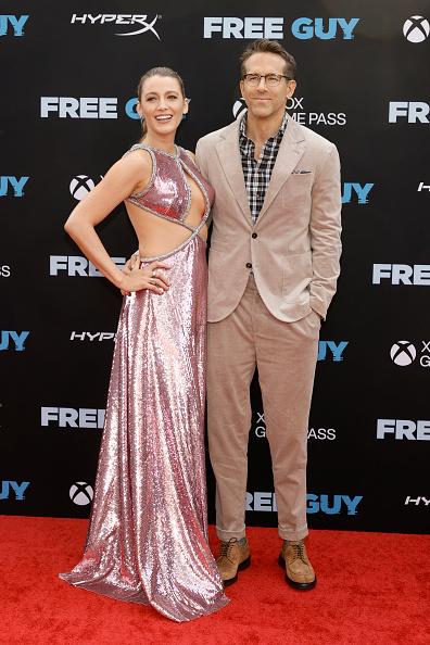 "Film Premiere「""Free Guy"" New York Premiere」:写真・画像(3)[壁紙.com]"