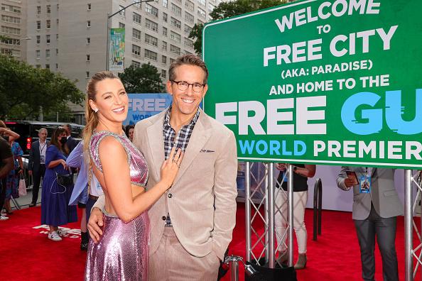 Film Premiere「World Premiere of 20th Century Studios' Free Guy」:写真・画像(2)[壁紙.com]