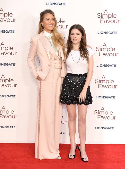 BFI Southbank「'A Simple Favour' UK Premiere - Red Carpet Arrivals」:写真・画像(11)[壁紙.com]