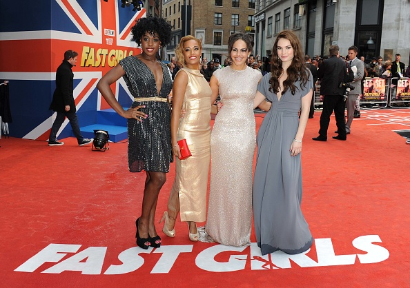Stuart C「Fast Girls - UK Film Premiere」:写真・画像(4)[壁紙.com]