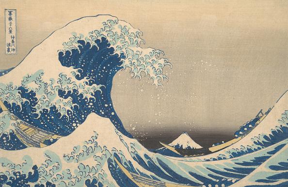 Mount Fuji「Under The Wave Off Kanagawa (Kanagawa Oki Nami Ura)」:写真・画像(14)[壁紙.com]