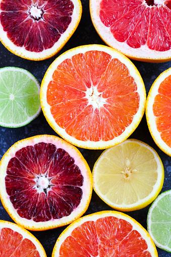 Arrangement「Various citrus fruits」:スマホ壁紙(17)