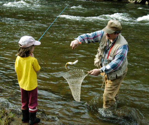 Fishing Rod「Pennsylvania Opens Trout Fishing Season」:写真・画像(3)[壁紙.com]