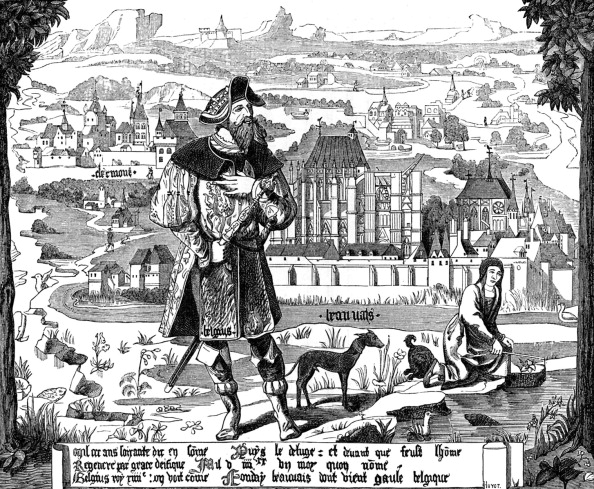 City Life「'Plan of Clermont en Beauvais'」:写真・画像(3)[壁紙.com]
