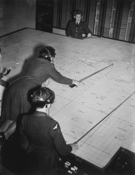 Fred Morley「Operations Room」:写真・画像(19)[壁紙.com]
