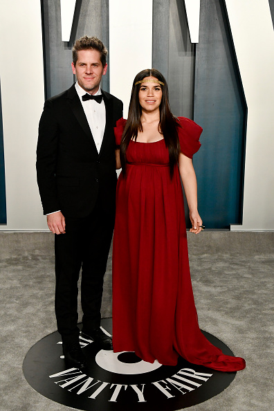 America Ferrera「2020 Vanity Fair Oscar Party Hosted By Radhika Jones - Arrivals」:写真・画像(18)[壁紙.com]