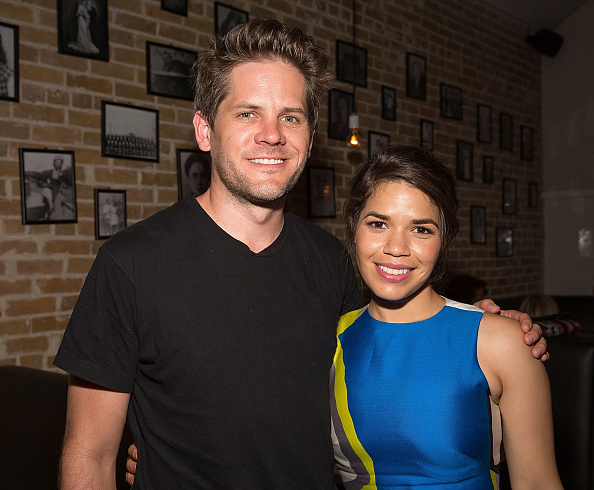 """America Ferrera「The """"Ugly Betty"""" Reunion After Party presented with Entertainment Weekly sponsored by Toyota at the ATX Television Festival」:写真・画像(12)[壁紙.com]"""