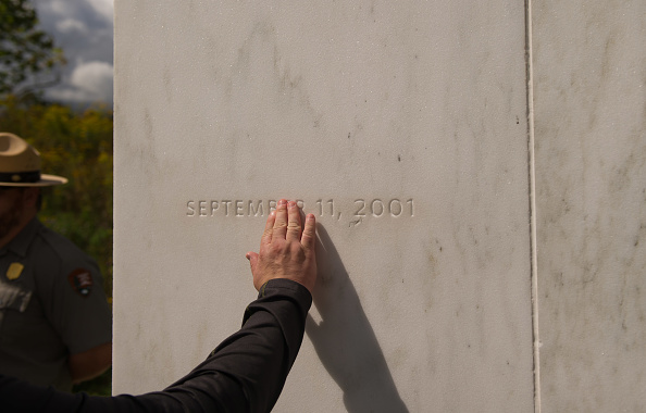 911 Remembrance「15th Anniversary Of Sept. 11th Attacks Commemorated At Flight 93 National Memorial In Shanksville, Pennsylvania」:写真・画像(6)[壁紙.com]