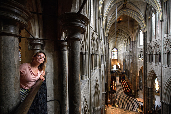 Westminster Abbey「The Queen's Diamond Jubilee Galleries To Open To The Public」:写真・画像(12)[壁紙.com]