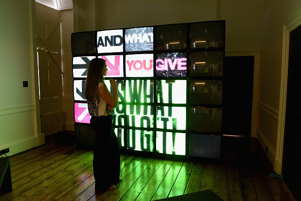 Installation Art「Somerset House Opens Major Exhibition, The Jam: About The Young Idea - Press Preview」:写真・画像(17)[壁紙.com]