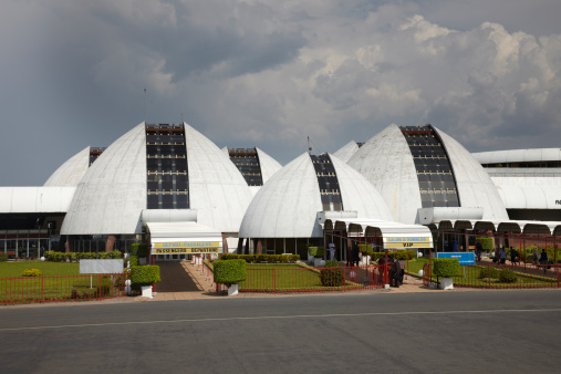 East Africa「Burundi, The airport of Bujumbura」:スマホ壁紙(17)