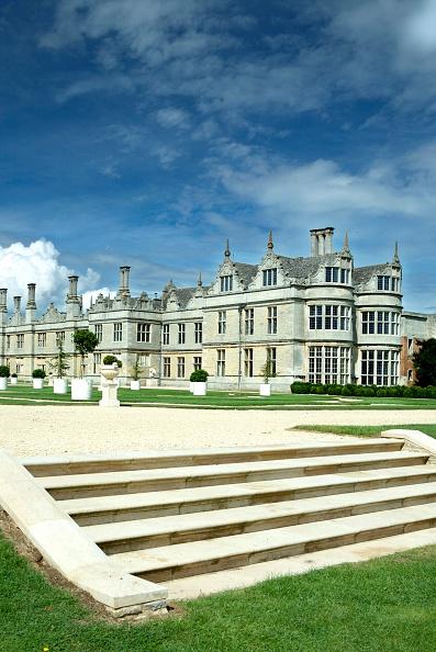 Elizabethan Style「Kirby Hall, near Corby, Northamptonshire, 2008」:写真・画像(4)[壁紙.com]