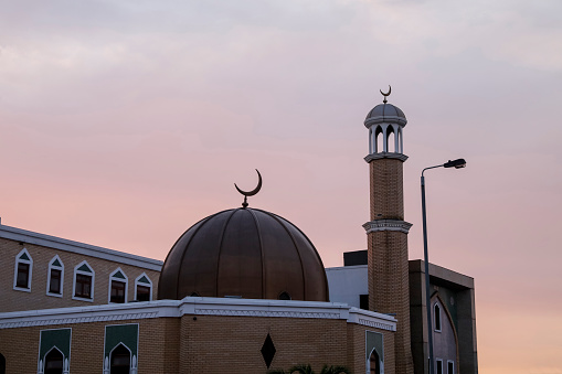 Mosque「Wightman Road Islamic Cultural Society, London, U.K.」:スマホ壁紙(6)