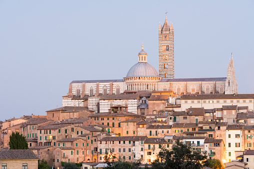 Duomo Di Siena「Siena Cathedral, Siena, Italy」:スマホ壁紙(4)