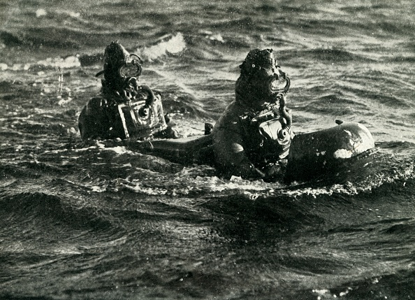 スポーツ用品「Chariot Manned Torpedo」:写真・画像(11)[壁紙.com]