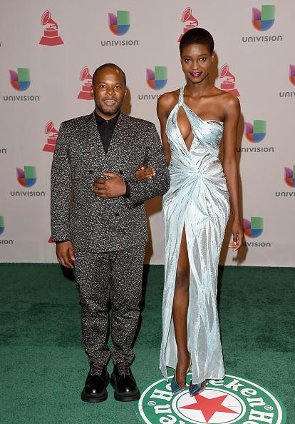 MGM Grand Garden Arena「15th Annual Latin GRAMMY Awards - Arrivals」:写真・画像(3)[壁紙.com]