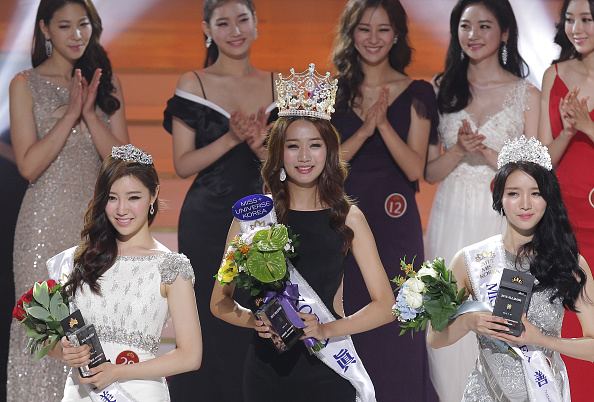 Lee Min「2015 Miss Korea Pageant」:写真・画像(15)[壁紙.com]