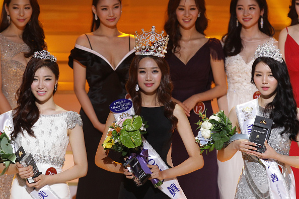 Lee Min「2015 Miss Korea Pageant」:写真・画像(18)[壁紙.com]