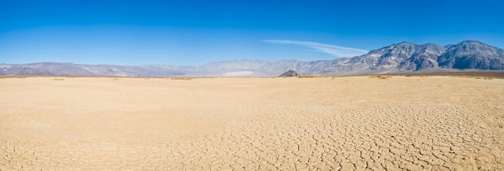 Lake Bed「Dry lake desert vista」:スマホ壁紙(8)
