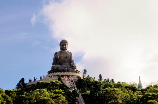 Chan Buddhism「Giant Buddha」:スマホ壁紙(9)