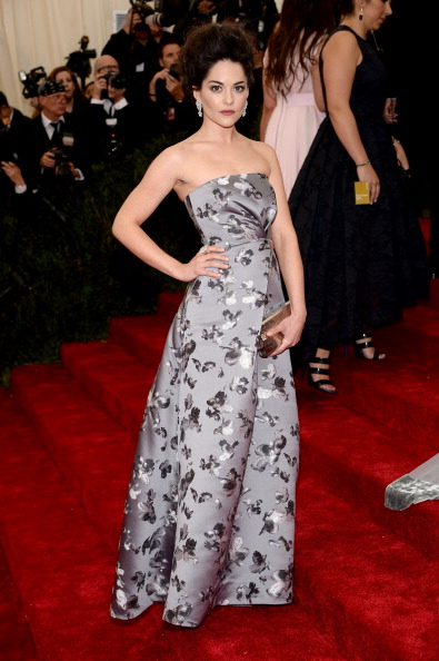 "Strapless Dress「""Charles James: Beyond Fashion"" Costume Institute Gala - Arrivals」:写真・画像(18)[壁紙.com]"