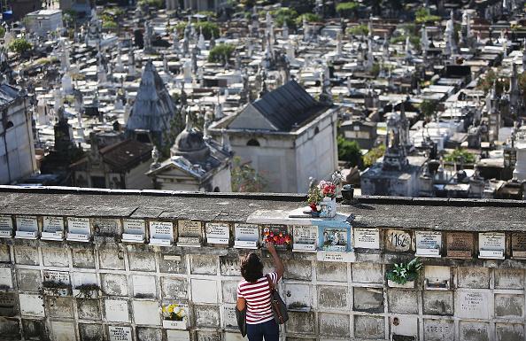 Crypt「Rio Celebrates Day Of The Dead」:写真・画像(15)[壁紙.com]