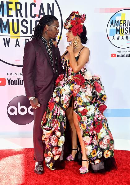 アメリカン・ミュージック・アワード「2018 American Music Awards - Arrivals」:写真・画像(4)[壁紙.com]