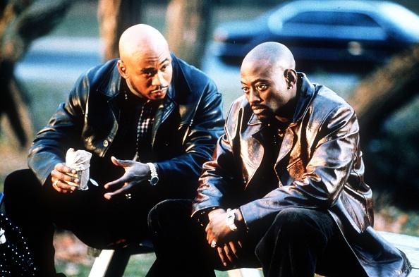 Cool Attitude「Actors LL Cool J And Omar Epps」:写真・画像(14)[壁紙.com]