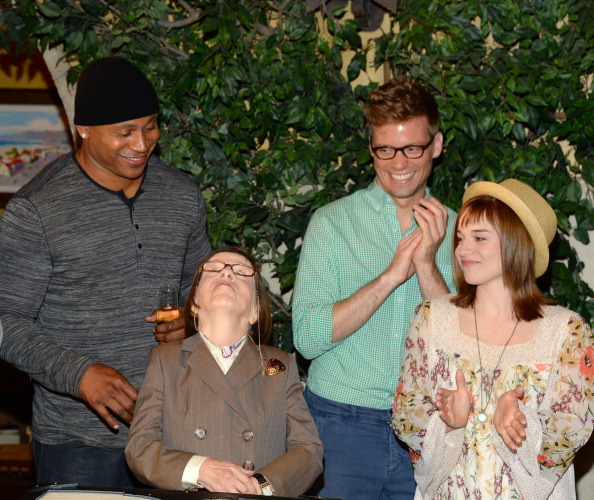 """J R Smith「CBS' """"NCIS: Los Angeles"""" Celebrates The Filming Of Their 100th Episode」:写真・画像(12)[壁紙.com]"""