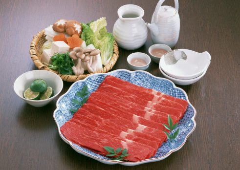 Japanese Food「Shabu Shabu」:スマホ壁紙(10)