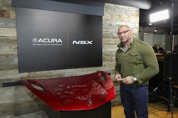 NSX「Acura Studio At Sundance Film Festival 2017 - Day 2 - 2017 Park City」:写真・画像(5)[壁紙.com]