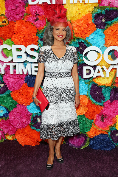 Sleeved Dress「CBS Daytime Emmy Awards After Party - Arrivals」:写真・画像(9)[壁紙.com]