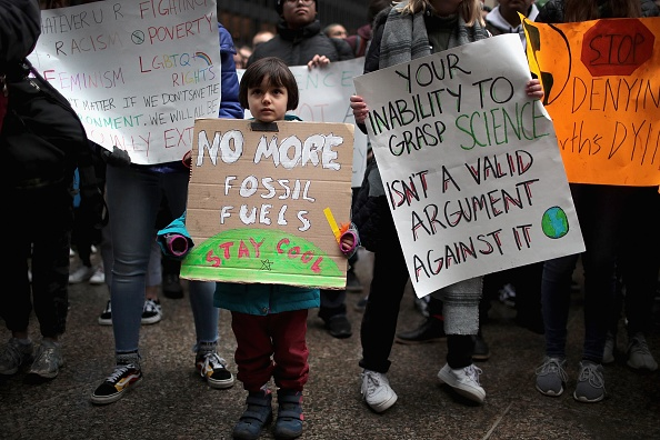 Part Of「Students Walk Out Of School As Part Of Worldwide Youth Climate Strike」:写真・画像(10)[壁紙.com]