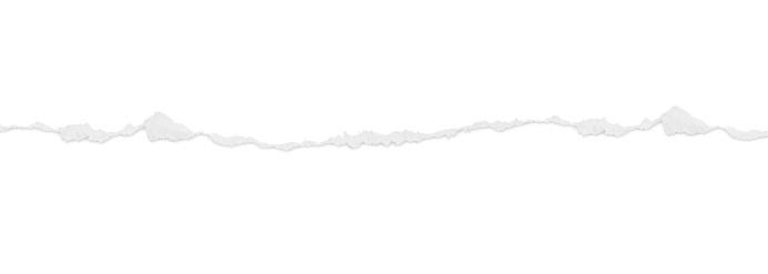 Weekend Activities「Gray tear across white background」:スマホ壁紙(6)